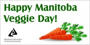 MB Veggie Day Sticker