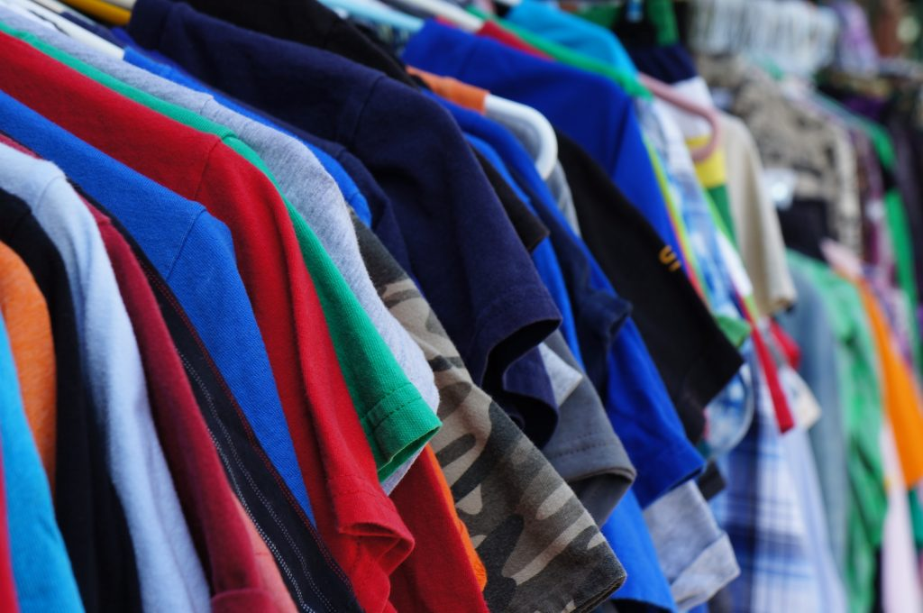 Benefits of Buying Secondhand Clothes
