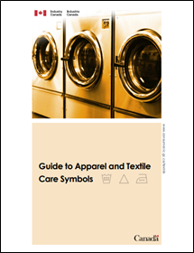 Guide to Apparel and Textiles Care Symbols
