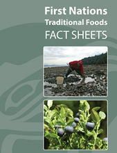 First Nations Health Authority Traditional Foods Fact Sheets
